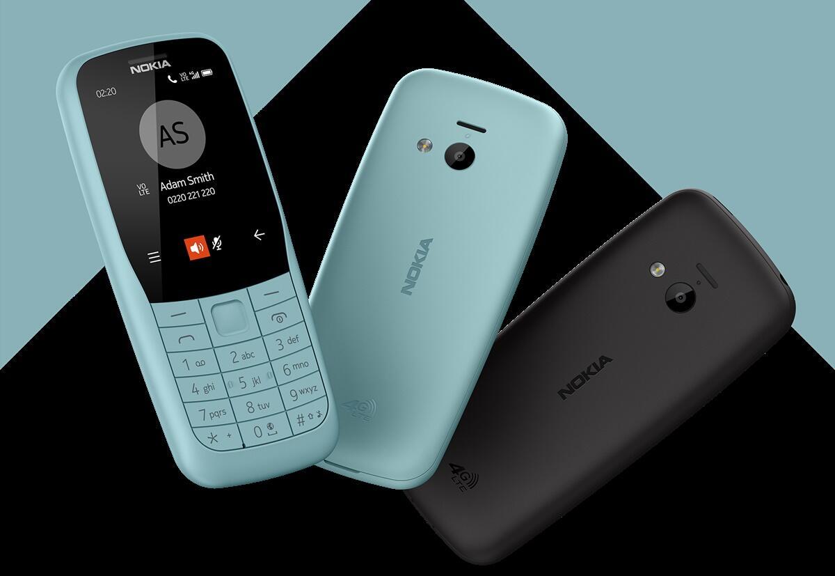 Nokia 220 4g 2
