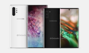 Samsung Galaxy Note 10 Lineup Header