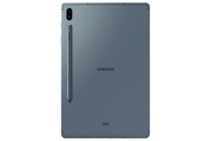 Samsung Galaxy Tab S6 Grau