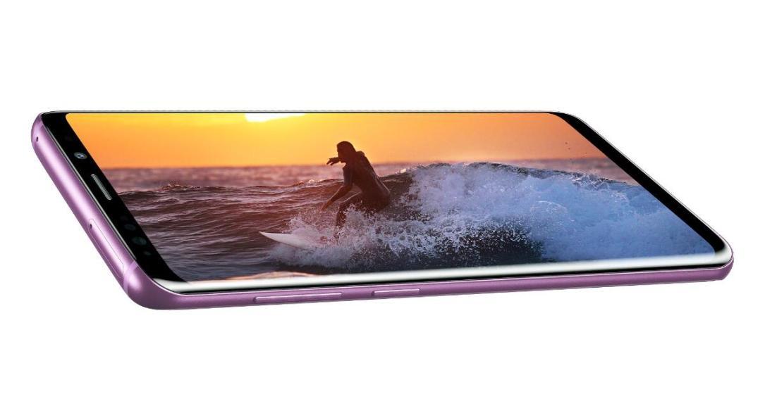 Samsung Galaxy Wasser Header