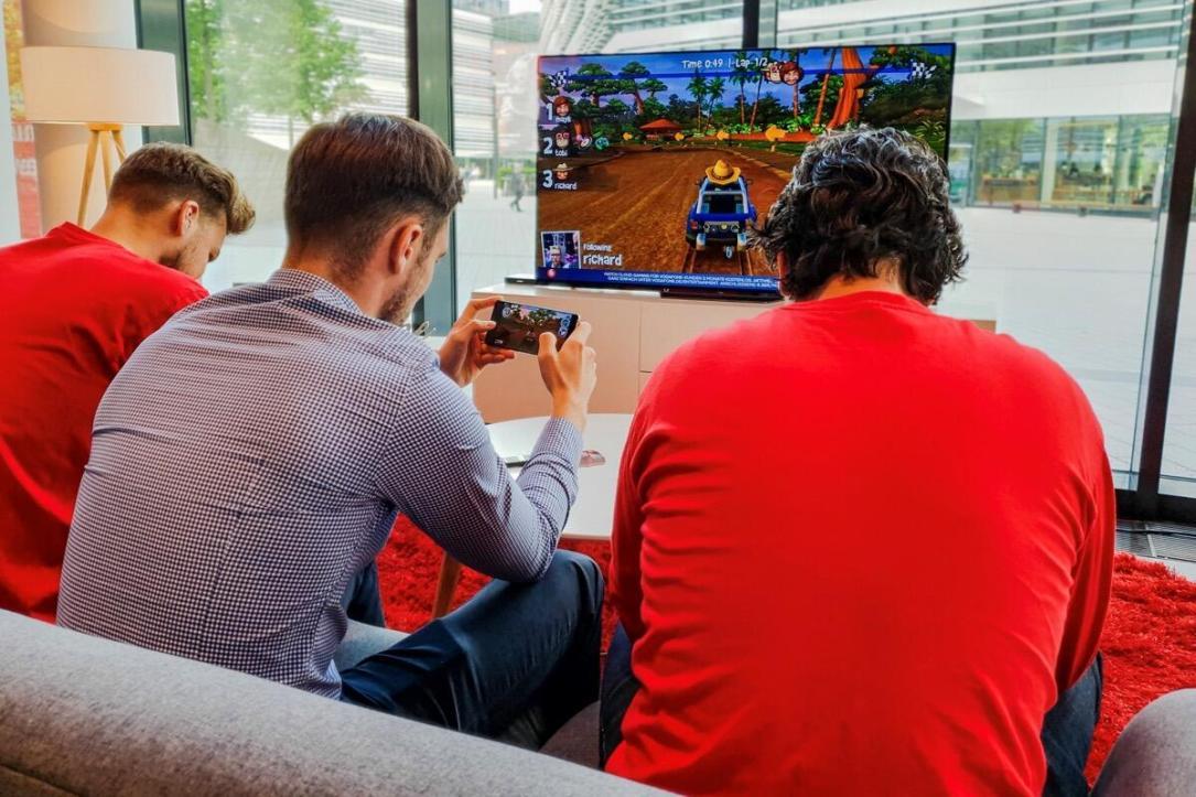 5g Gaming Auch Zu Zuhause