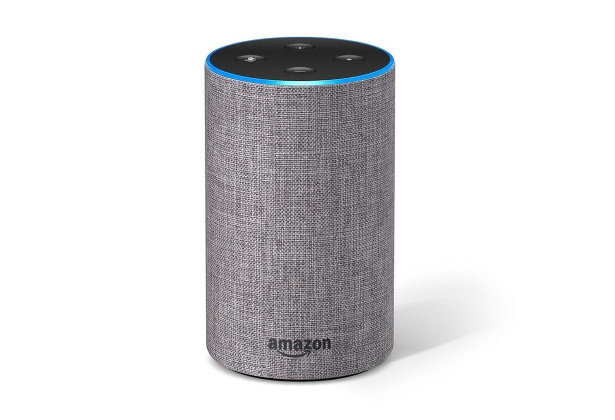 Amazon Echo 2 Gen Header
