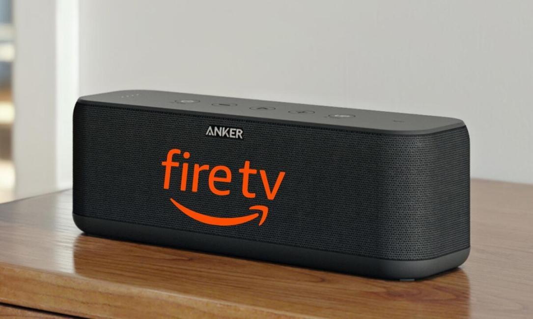 Anker Fire Tv Mockup