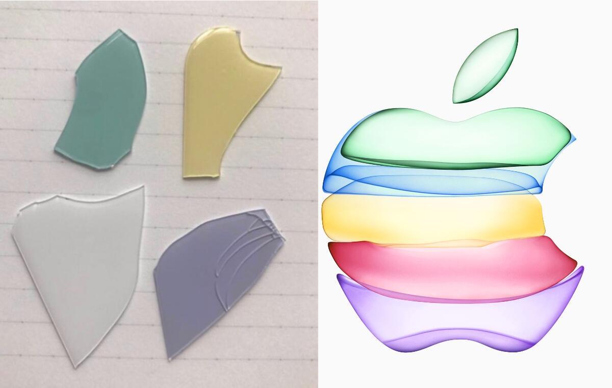 Apple Event Farben Leak