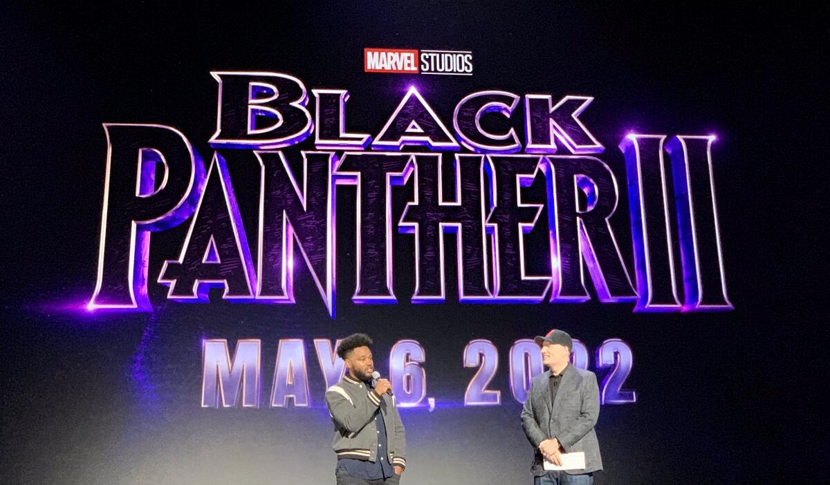 Black Panther 2 Marvel