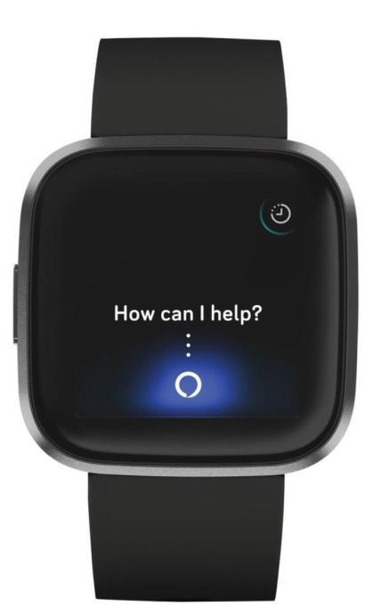 Fitbit Versa Assistent