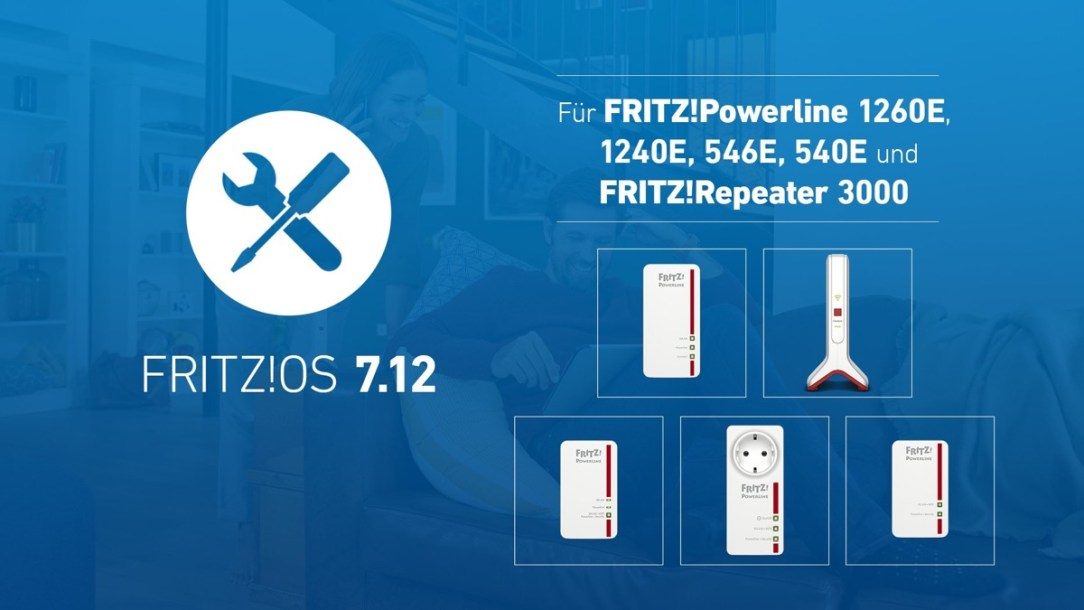 Fritzos 7.12 Update Repeater