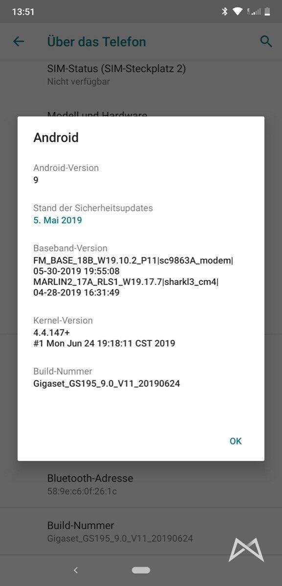 Gigaset Gs195 Screenshot 20190813 135158