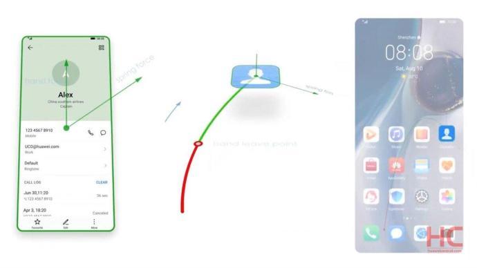 Huawei Emui 10 Screen1