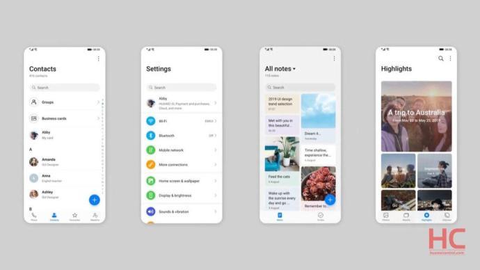 Huawei Emui 10 Screen6