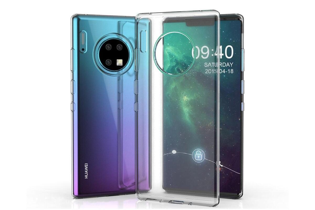 Huawei Mate 30 Pro Leak Case