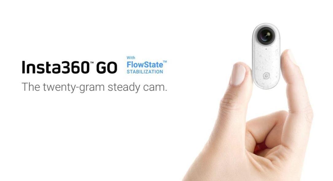 Insta360 Go Steady Cam