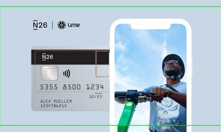 Lime N26 Partnership 50 Off All Rides Europe 1