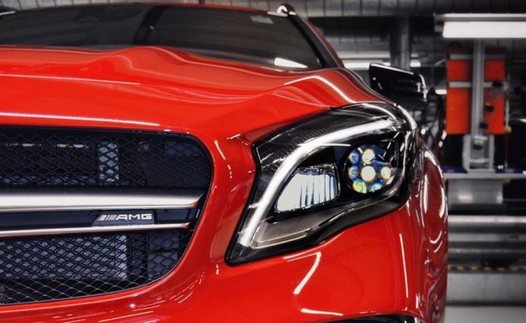 Mercedes Benz Amg Header