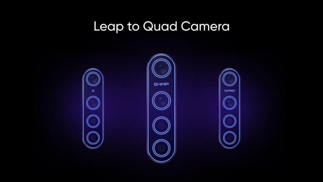 Realme Quad Kamera Header
