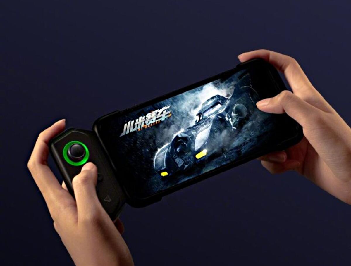 Redmi Note 8 Pro Gamepad