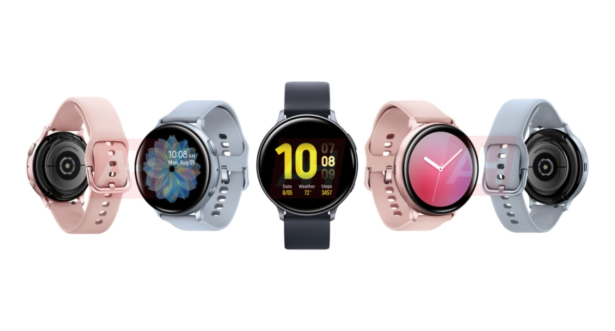 Samsung Galaxy Watch Active 2 Header