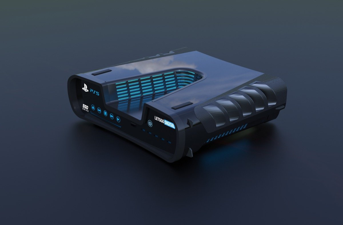 Sony Playstation 5 Design Devkit Bild1