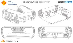 Sony Playstation 5 Design Patent