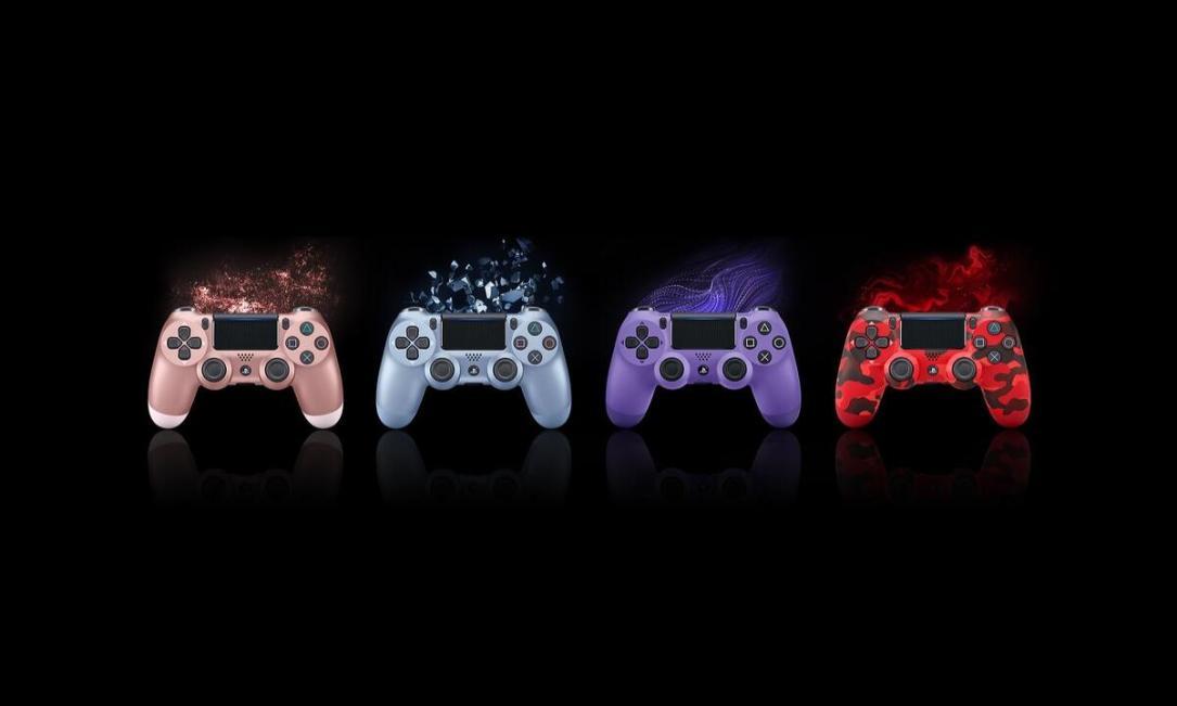 Sony Ps4 Controller Farben 2019