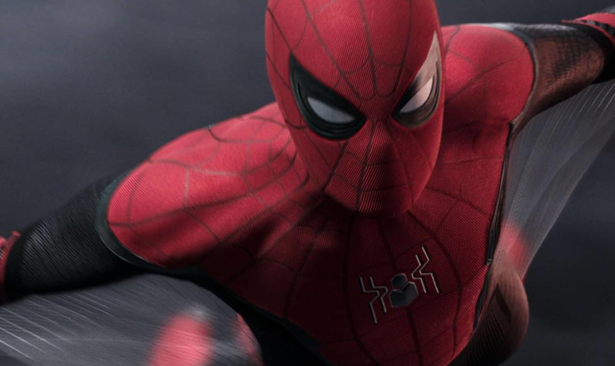 Spider Man Header