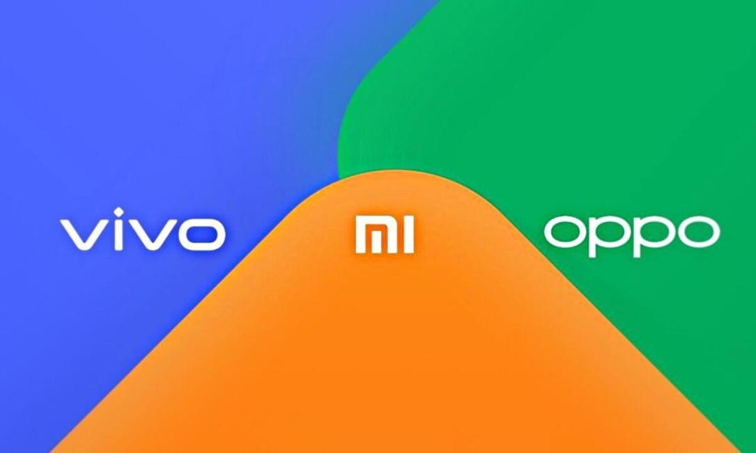 Xiaomi Oppo Vivo Header