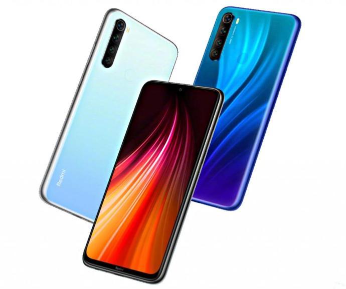 Xiaomi Redmi Note 8 Farben