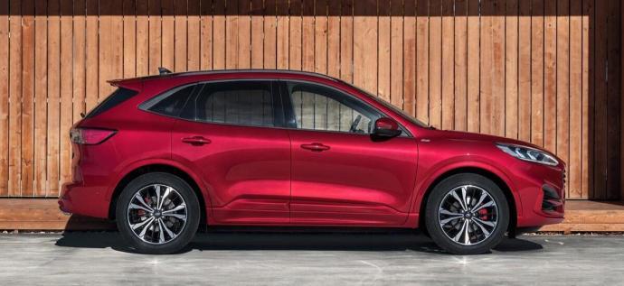 2019 Ford Kuga Profile Low