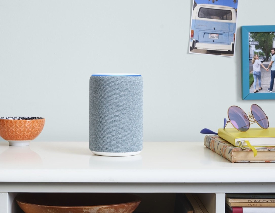 Amazon Echo 2019