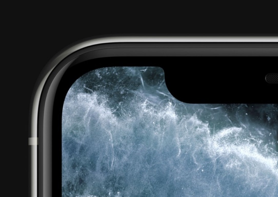 Apple Iphone 11 Pro Display Header