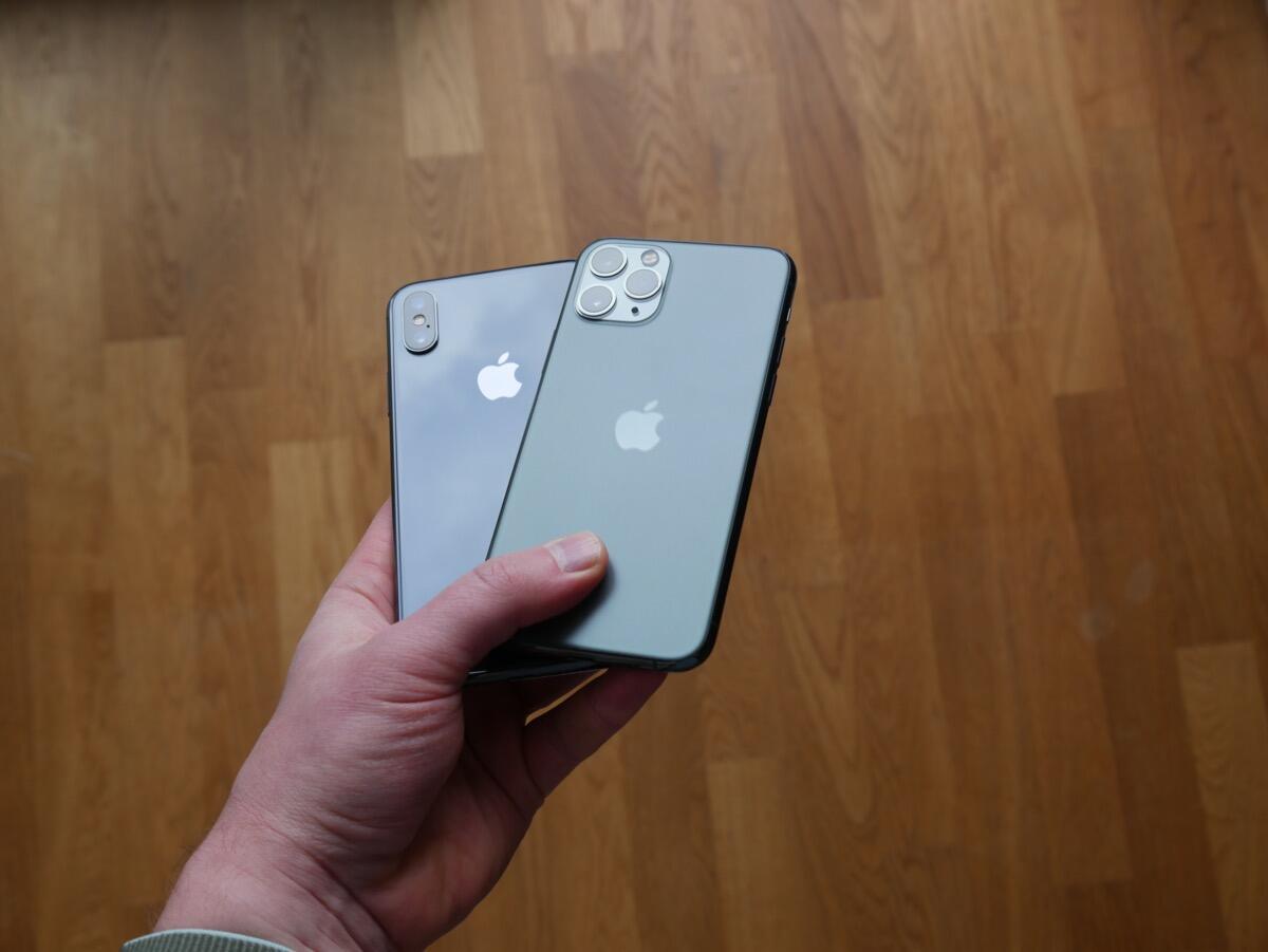 Apple Iphone 11 Pro Test4