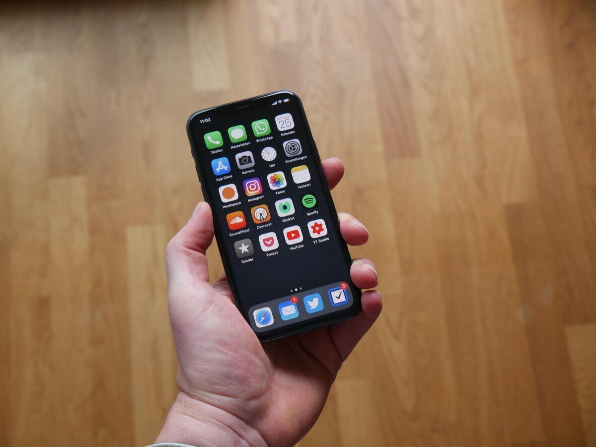 Apple Iphone 11 Pro Test5