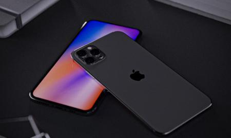 Apple Iphone 2020 Mockup