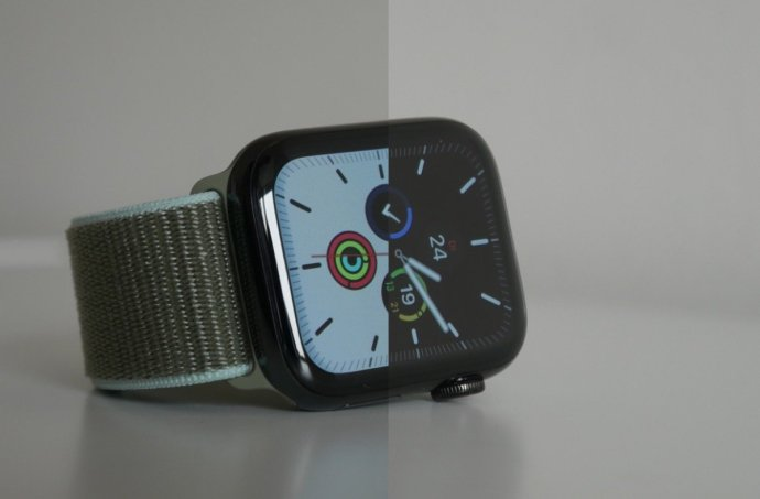 Apple Watch Series 5 Aod Beide