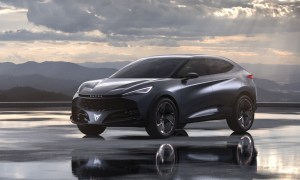 Cupra Tavascan Electric Concept 01 Hq