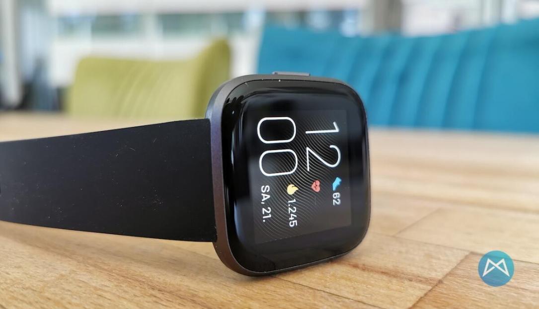 Fitbit Versa2 Header