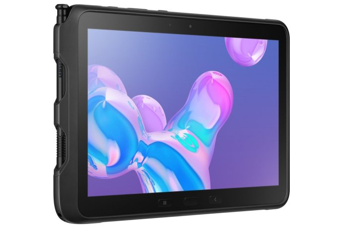 Galaxy Tab Active Pro L Perspective Black