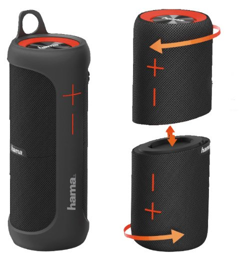Hama Soundcup D Bluetooth Speaker