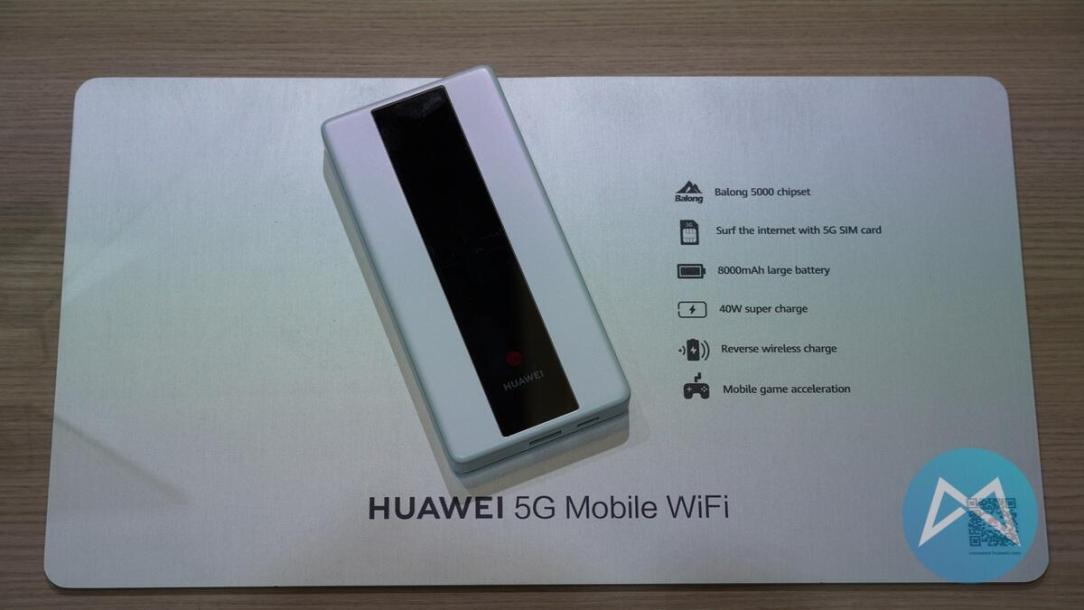 Huawei 5g Mobile Wifi Router