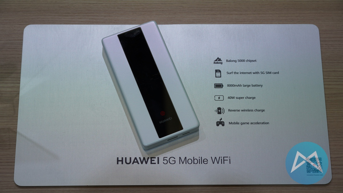 Huawei 5g Mobile Wifi Router