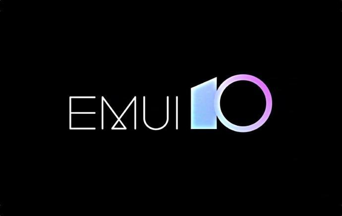 Huawei Emui 10 Logo Header