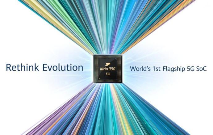 Huawei Kirin 990 Header