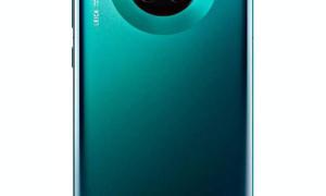 Huawei Mate 30 Back
