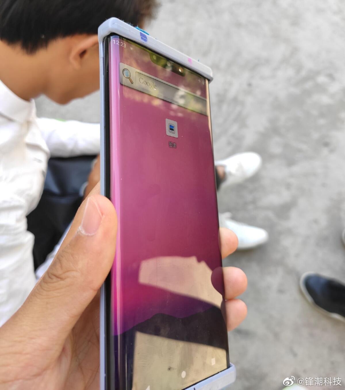 Huawei Mate 30 Pro Prototyp