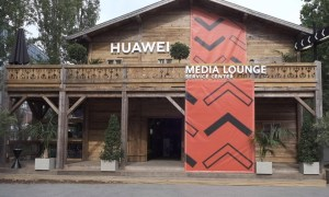 Huawei Media Lounge Bloghaus