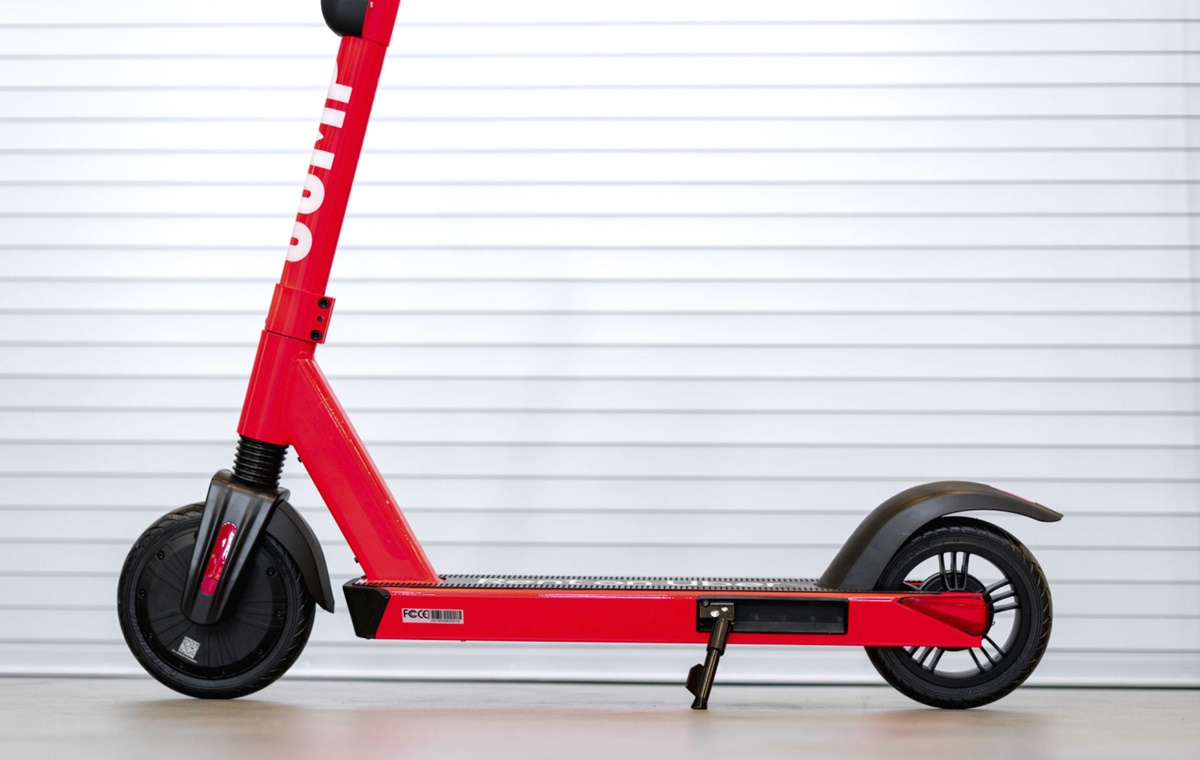 Jump Scooter
