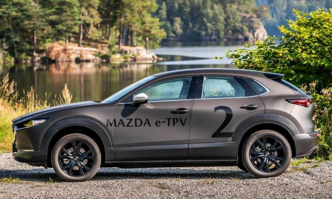 Mazda Ev Prototyp