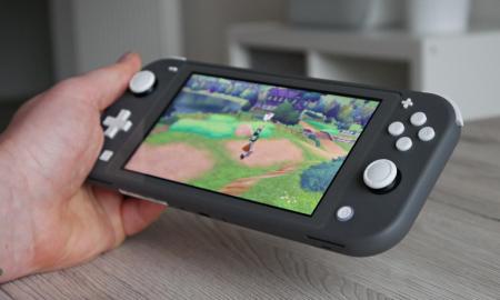 Nintendo Switch Lite Pokemon Header