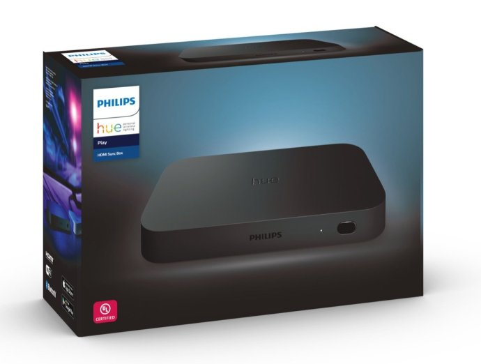 Philips Hue Play Hdmi Sync Box 05