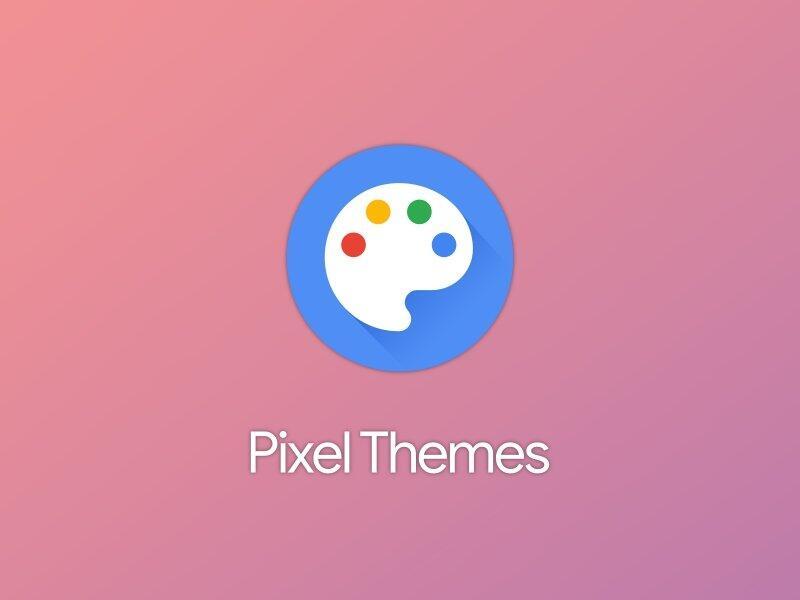 Pixel Themes Icon